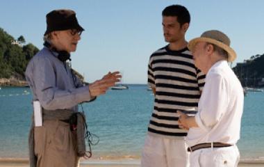 'Rifkin's Festival', de Woody Allen, la serie'Patria' de HBO y 'Akelarre', tres trabajos audiovisuales que han contado con la colaboración de San Sebastian-Gipuzkoa Film Commission, participan en el Festival de Cine de San Sebastián