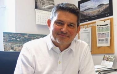 Enrique Ramosekin elkarrizketa.