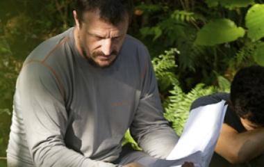 Carlos Apolinario, El Internado-Las cumbres filmaren ekoizlea: