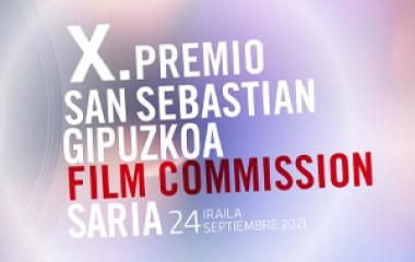 Se abre la convocatoria al X Premio San Sebastian - Gipuzkoa Film Commission