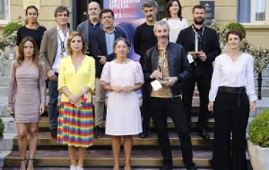 'Ilargi Guztiak-Todas las lunas', Bizkaian, Nafarroan eta Gipuzkoan filmatuak, irabazi du X. San Sebastian-Gipuzkoa Film Commission Saria
