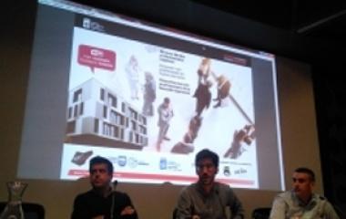 Productoras francesas visitan San Sebastián invitadas por la San Sebastián Gipuzkoa Film Commission